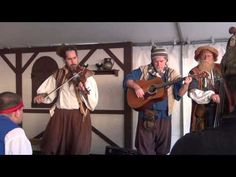 Hoggetowne Medieval Faire 2015 - The New Minstrel Revue