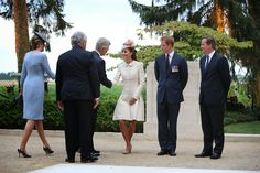 04 AUGUST 2014  The Duke and Duchess of Cambridge in Belgium Prince Harry,Prince William and Catherine ,Duchess of Cambridge visited Belgium to commemorate the 100th anniversary of the start of the First World War.