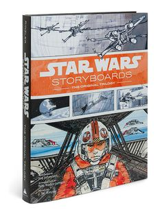 Star Wars Storyboards Original Trilogy Book $30.15