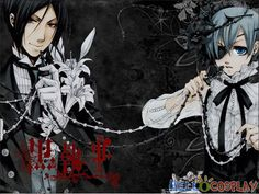 Black Butler was the second anime i ever watched. Its slightly sinister but it has some goofy parts! :3