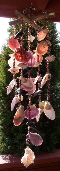 21 Sea Shell Projects To Consider On Your Next Walk By The Beach (11)
