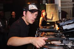 The #1 drum and bass DJ on the planet and the co-founder of Ram Records, Andy C