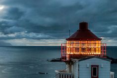 LittleIsland Lighthouse, Norvège