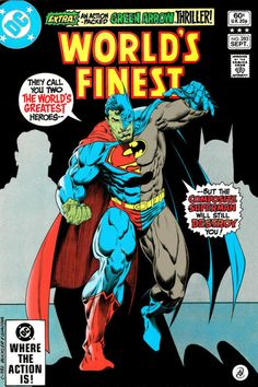 Cover art by Rich Buckler and Frank Giacoia, 1982