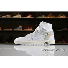 5ded2f57afb66d Jordan Air Super AAJ1 1 OFF-WHITE X White SKU AQ0818-100 OFF Joint All White  Top Deals