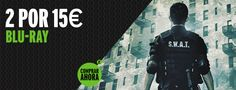 Blu-ray multi-compra 2 por 15 EUR