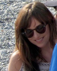 love her smile love everything on her Dakota Johnson you're the best