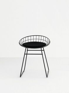 KM05 wire stool by cees braakman for Pastoe