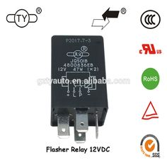 Top Quality Auto 12V Solid State PCB DC Relay Ignition 20A alibaba