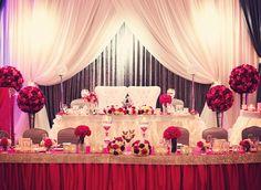 Wedding Head Table Decorations ideas 2015 f9ded7c5ea6b5f32d96b3229b9262a4f
