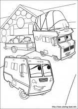 Desenhos do Aviões 2: Heróis do Fogo ao Resgate para colorir