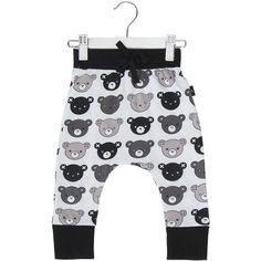 Emoti-Bears Drop Crotch Pants