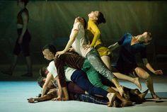 Lord Gaga of Batsheva  Israeli choreographer Ohad Naharin's new language of modern dance