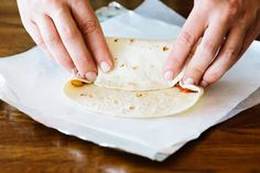 How To Make Freezer-Friendly Breakfast Burritos — Cooking Lessons from The…