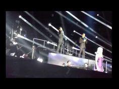 IL DIVO  AND KATHERINE JENJKINS LIVE AT BIRMIGHAM LG ARENA 2013