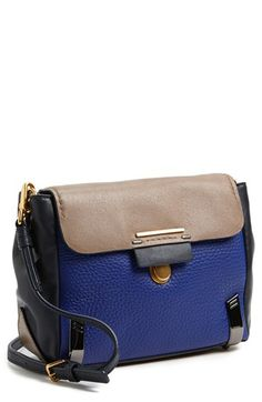 MARC BY MARC JACOBS 'Sheltered Island' Colorblock Crossbody Bag available at #Nordstrom