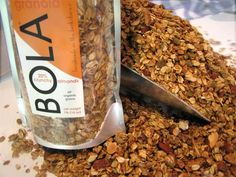 Bola Granola made in Great Barrington, Massachusetts is my favorite!