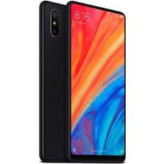 6b4a9f4fb17e42 Smartphone Mi MIX 2S XIAOMI 128 Go Noir pas cher - Smartphone Auchan