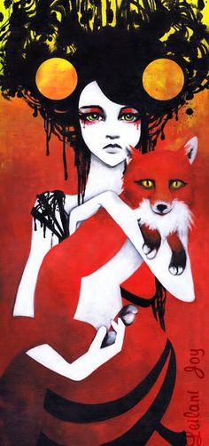 Goddess fauna