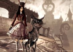 Alice Madness Returns by Marrylie
