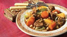 Bouilli marocain | Recettes IGA | Boeuf, Légumes, Recette facile