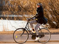 Copenhagen Bikehaven by Mellbin - Bike Cycle Bicycle - 2013 - 1088 by Franz-Michael S. Mellbin, via Flickr