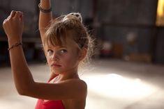 thylane lena-rose blondeau  10 year old french model  Ballet