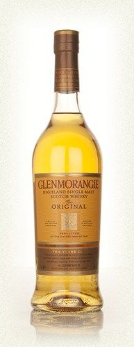 Glenmorangie 10 Year Old Original | Original is the core bottling in the Glenmorangie range, released to replace the old 10 year old. This really is a classic malt, so creamy and fruity.