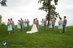 Summer and David's Wedding at The Lodge at Geneva on the Lake - David Corey Photography