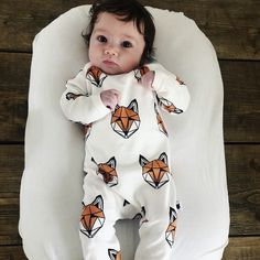 geometric Fox kids baby swaddle blanket Just call me Fox Tobias /& the Bear