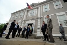 The Day - New London courthouse, oldest in state use, gets reintroduced | News from southeastern Connecticut