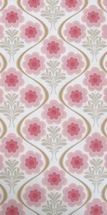 Tollaria via http://www.vintage-wallpaper.com