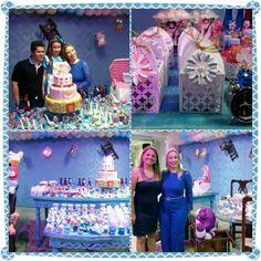 Festa Alice para Vitória