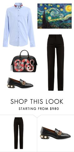"""""""☀️"""" by jeonkatya on Polyvore featuring Gucci"""