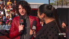 Finn Wolfhard talks all things season 3 with Jessica Marie Garcia