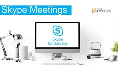 Skype for Business Tutorial - How to run a Skype for Business Meeting Microsoft Lync, Office 365, Business Meeting, Microsoft Office, Design Reference, Running, Keep Running, Why I Run