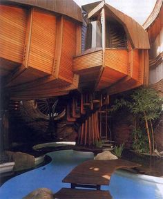 Bart Prince : Corona Del Mar, Organic Architecture