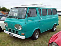 145 Ford Econoline Van 1st generation (1961-67)   Flickr - Photo Sharing!