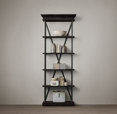 pretty if you want to spend the money! Parisian Cornice Single Shelving