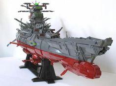 Space Battleship Yamato LEGO Version