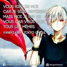 Anime Meme, Manga Anime, Otaku Anime, Ken Tokyo Ghoul, Manga Quotes, Memes, Quote Citation, Laugh At Yourself, Kaneki