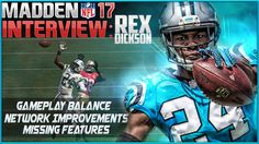 Madden 17 E3 2016: Gameplay Balance, Missing Features & No Lag - Intervi...