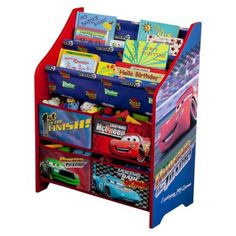 http://www.target.com/p/Delta-Enterprise-Cars-Book-and-Toy-Organizer/-/A-13260284