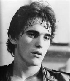Matt Dillon in Rumble Fish.