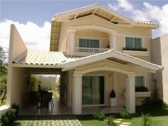 Fachadas de casas bonitas con balcon, fachadas de balcones y terrazas de casas