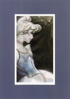 Cinderella Print by Disneysexual, via Flickr