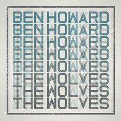 Genius album cover - Ben Howard - The Wolves
