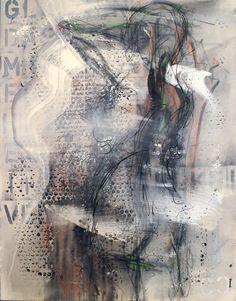 Eitelkeit 80 x 60 cm Abstract, Artwork, Summary, Work Of Art, Auguste Rodin Artwork, Artworks, Illustrators