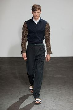 Wooyoungmi Spring/ Summer 2014