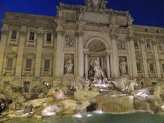 Roma...Fontana di Trevi